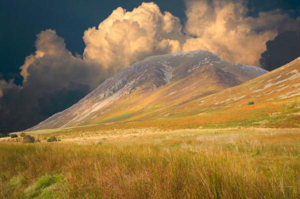 Восход на гору Скиддо