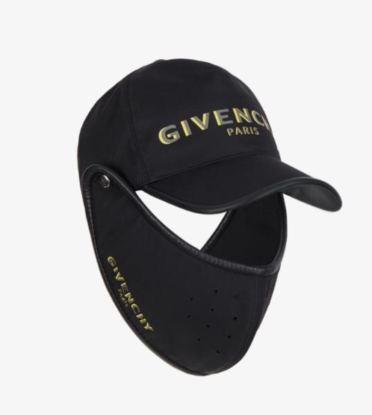 Бейсболка с маской Givenchy