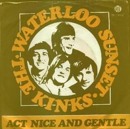 The Kinks — Waterloo Sunset