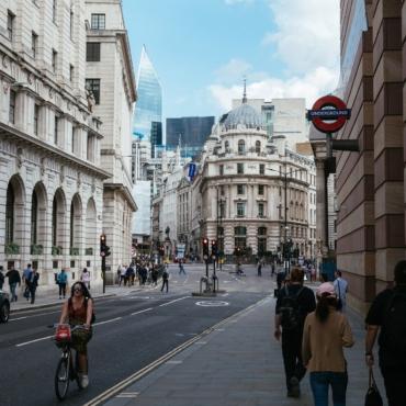 Этим летом лондонский Сити превратится в парк скульптур