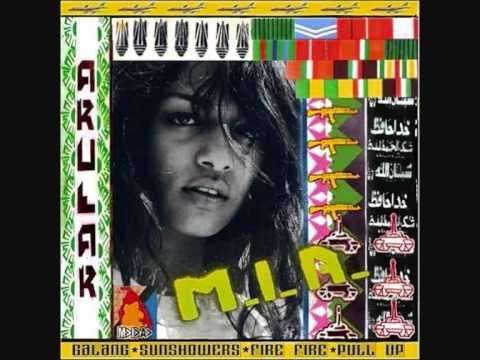 M.I.A. — GALANG