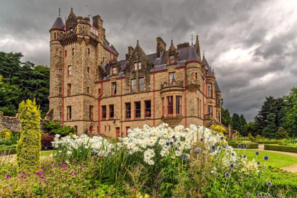 Замок Белфаст, Северная Ирландия