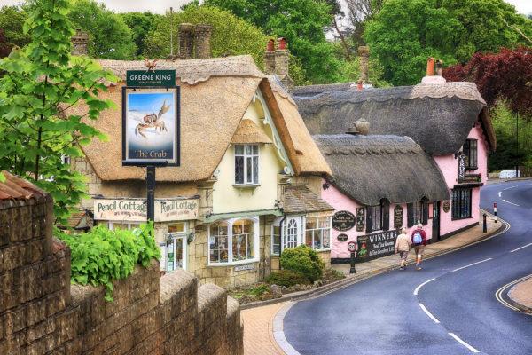 Английская деревня