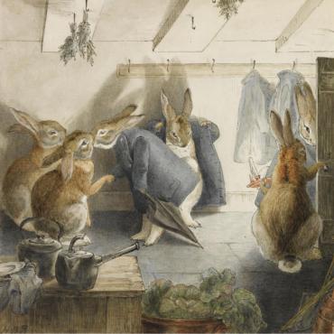 Кролик Питер и другие истории: лучшие сказки Беатрис Поттер для детей