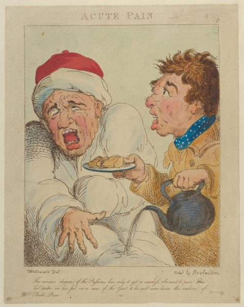 Thomas Rowlandson - After George Moutard Woodward
