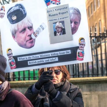 Илья Гончаров. Russia Report – отчего не по себе русскому человеку в Лондоне