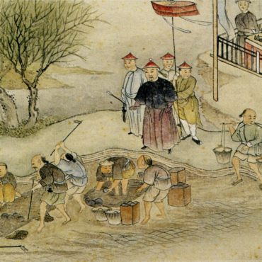 Опиумные курильни, чай и серебро: что связывало Англию и Китай