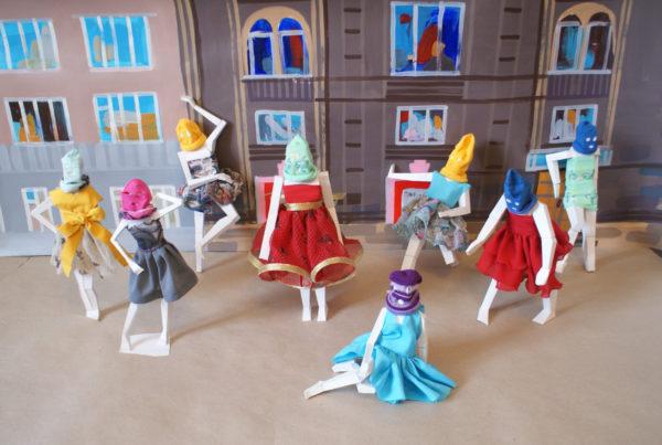 Выставка Пусть танцуют 2012