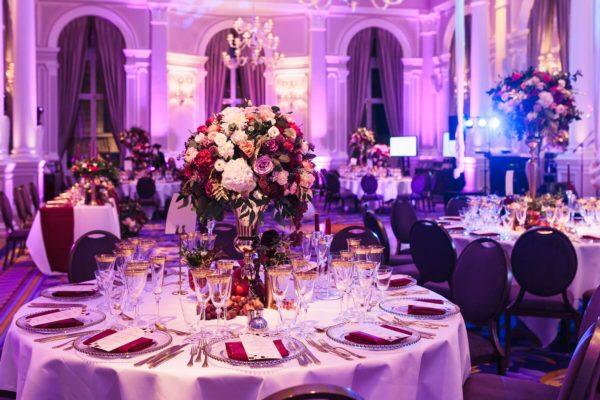 Свадьба в отеле Corinthia, Лондон
