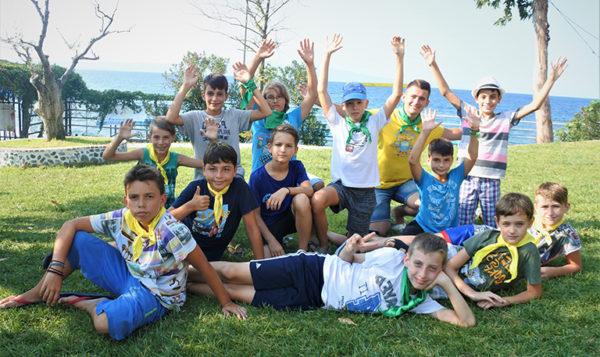 Детский летний лагерь Дружба без границ