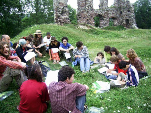 Академический творческий онлайн-лагерь Самбатион