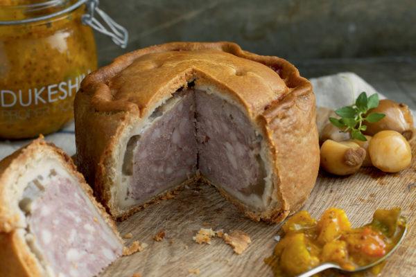 Лестерширский пирог