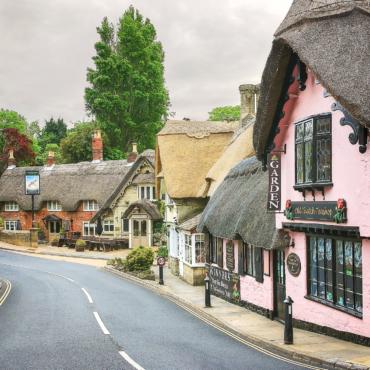 Путешествие в английскую деревню: откуда взялись соломенные крыши
