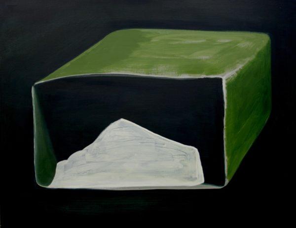 Iceberg, 2019, Acrylic on canvas
