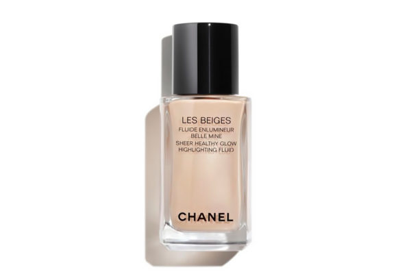 CHANEL Les Beiges Healthy Glow Sheer Highlighting Fluid for Face and Body