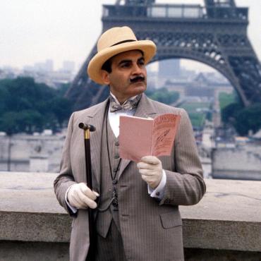 Джерри Миллер. Эркюль Пуаро и Лондон.