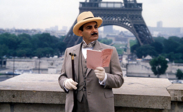 Poirot TV Series 1989-2013