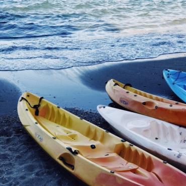 Идея на выходные: лучшие водные маршруты для каякинга