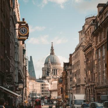 Мистический Лондон. Где казнили ведьм?