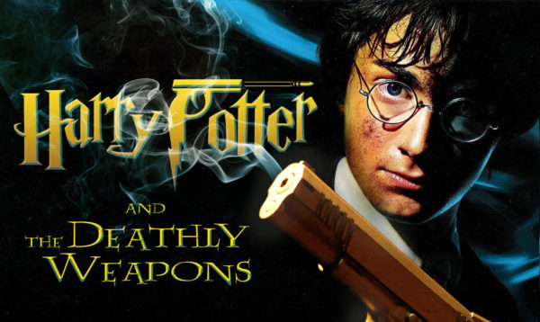 Harry Potter With Guns