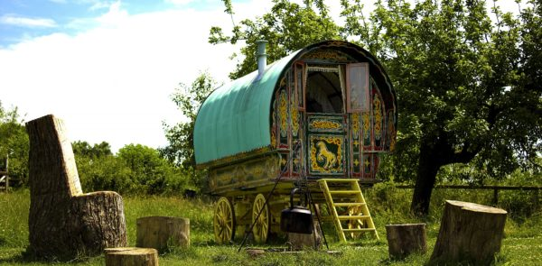 Gypsy Caravan Breaks, Сомерсет