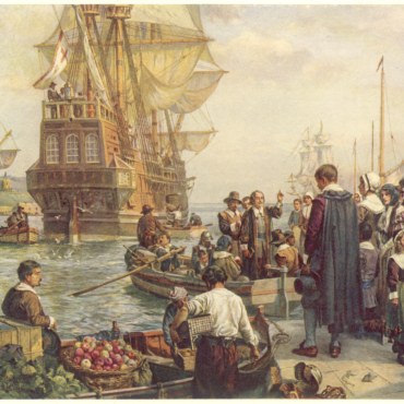 Плаванию Mayflower — 400 лет: 10 фактов о путешествии первых британских переселенцев в Америку