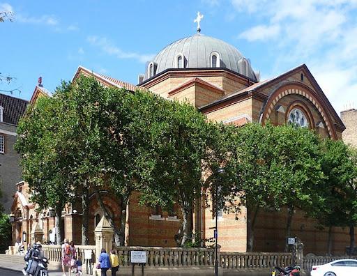 Греческий православный собор Святой Софии