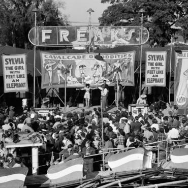Цирк уродов: одно из самых жестоких развлечений в истории Великобритании