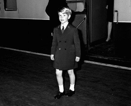 Маленький принц Эдвард