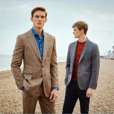 ZIMA рекомендует: 5 лучших британских брендов мужских костюмов