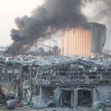 Взорвавшийся в Бейруте груз селитры принадлежал бизнесмену из России