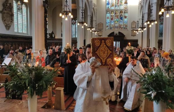 Православная церковь Святого Николая