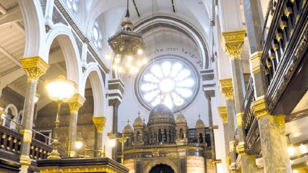 5 еврейских районов Лондона