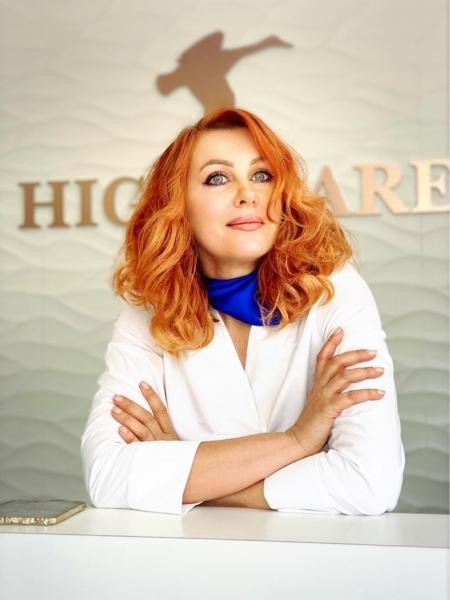 Ирина Сквибб