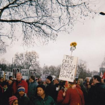 Бунты, восстания, марши и демонстрации: за что боролись британцы