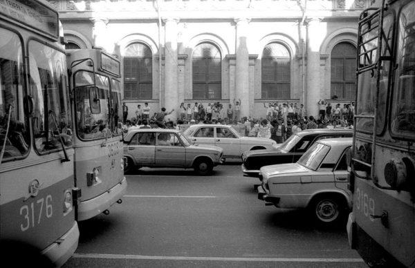 Митинг у Манежа