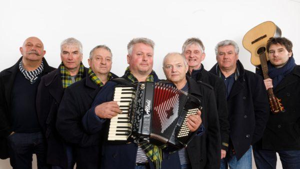 Музыкальный коллектив Друзья рыбака