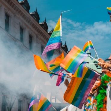 «В России такое легально просто невозможно». Как живет русскоязычное ЛГБТ-сообщество в Лондоне