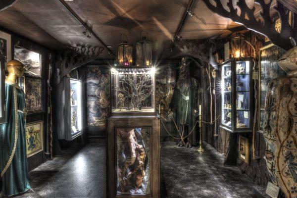 Музей магии в Боскасле