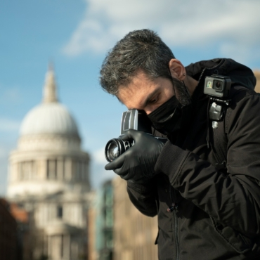 LCKDN20. Как итальянский фотограф Джакомо Мантовани снимал опустевший Лондон