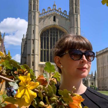 Как школьная учительница из Молдовы получила степень в Оксфорде. Интервью с Ириной Сырбу