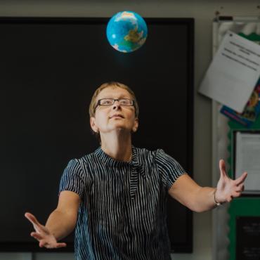 Профессор клеточной биофизики Юлия Горелик — о том, как сделать науку интересной для ребенка