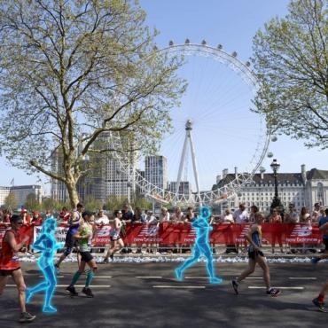 Ежегодный лондонский марафон пройдет в виртуальном формате
