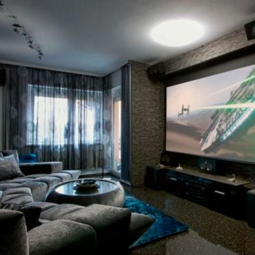 7 Шагов — как создать идеальную комнату для  домашнего кинотеатра?