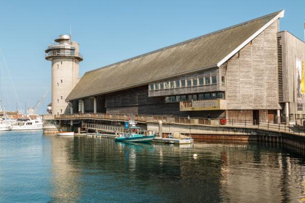Национальный морской музей в Фалмуте