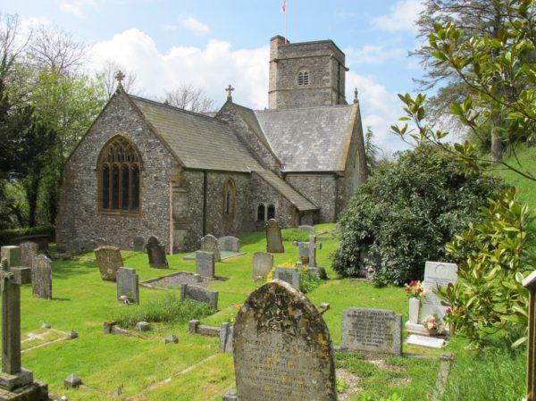 Церковь St Mary