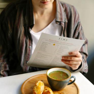 Что пробовать в ZIMA Restaurant? Наши фавориты из осеннего меню
