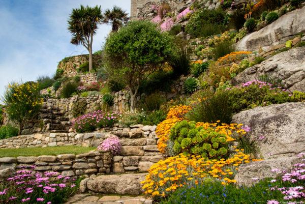 Сады замка Сент-Майкл