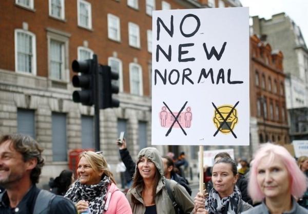 No new normal