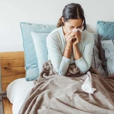 Защита Бакуниной: как укреплять иммунную систему в сезон вирусов